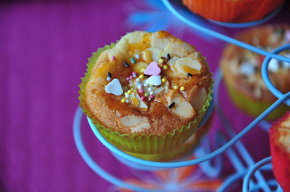 Moelleux pommes-caramel au bon goût d'amande