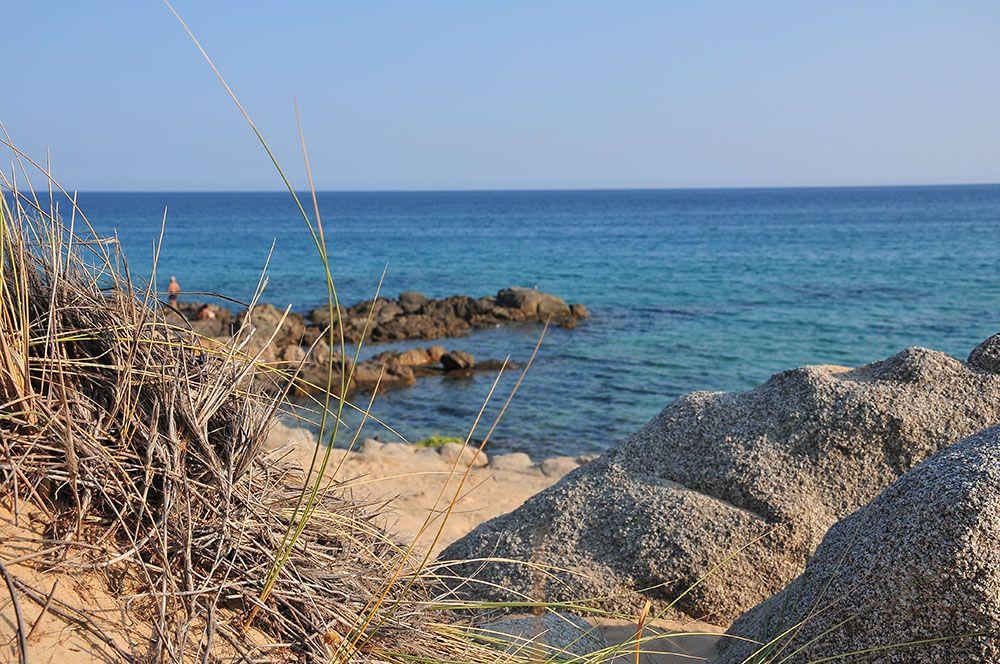 plage de Chia Sardaigne