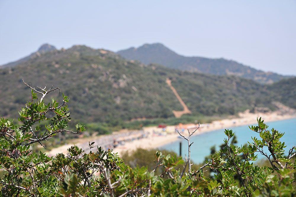 plage de Sardaigne