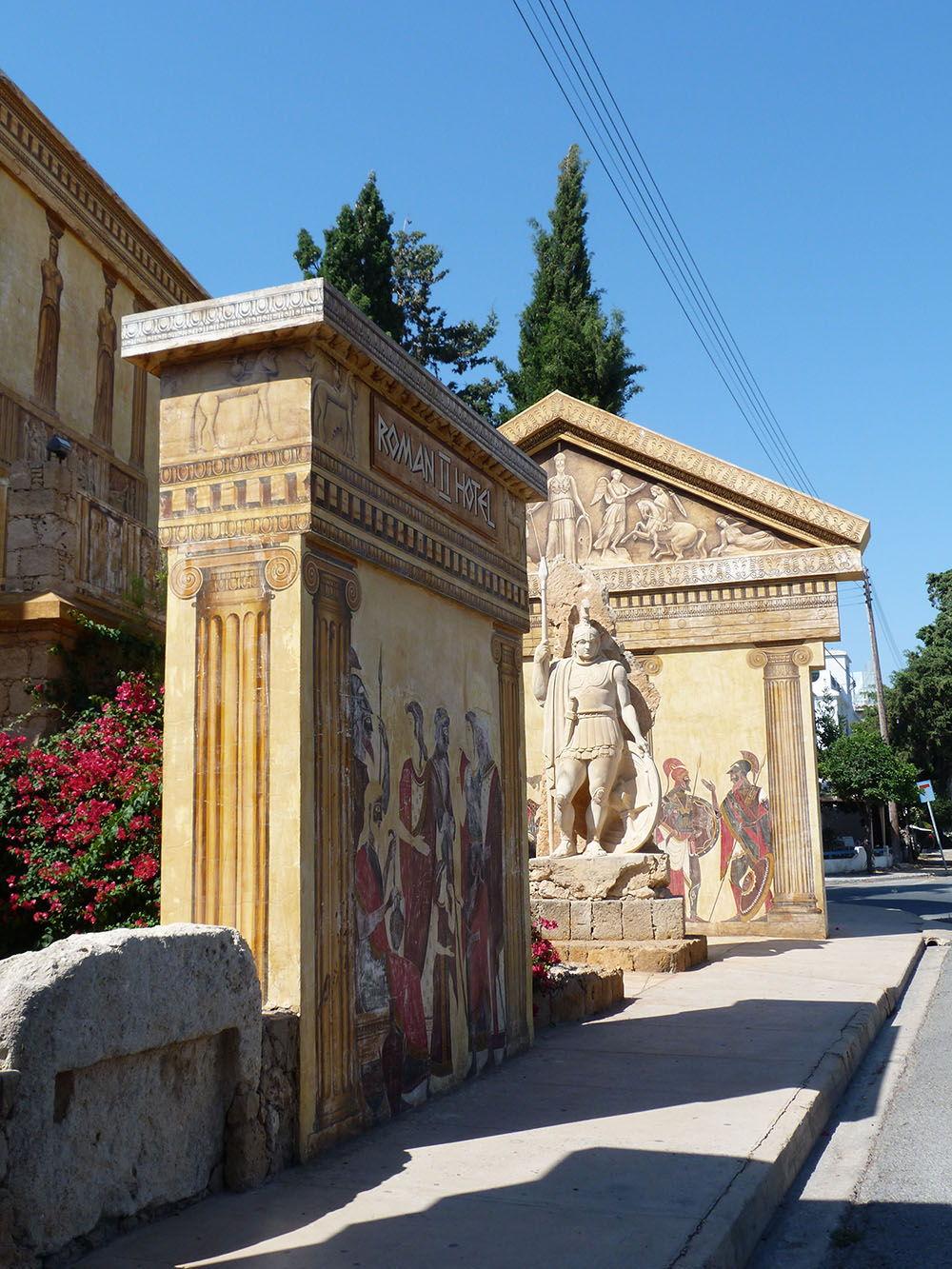 paphos rues