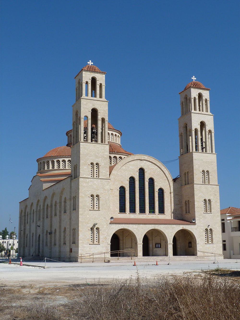 Agioi Anargyroi église Paphos, Chypre