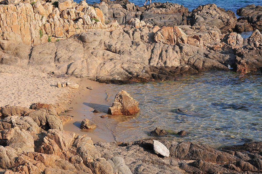 plage de Chia, sardaigne