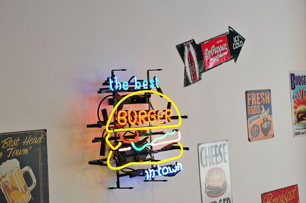 HD Diner, adresse Paris, Rivoli, décoration