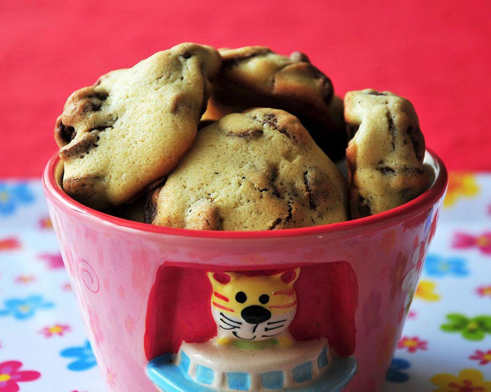 cookies céréales chocolatées