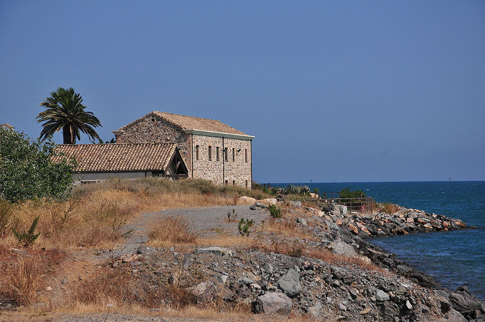 Cagliari, Sardaigne, chiesetta
