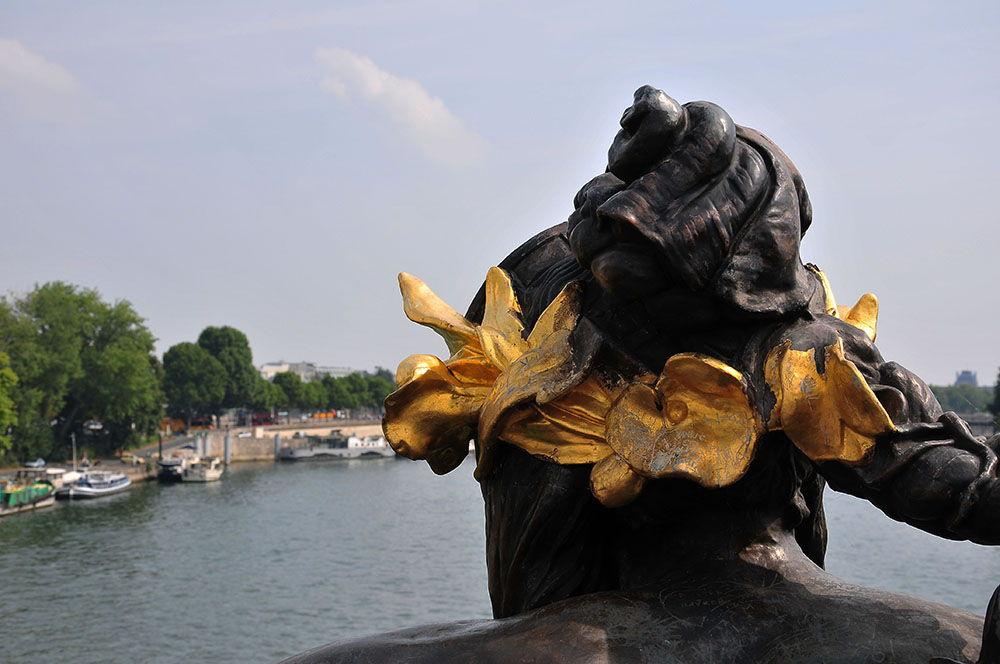 Paris, promenade le long des quais de Seine
