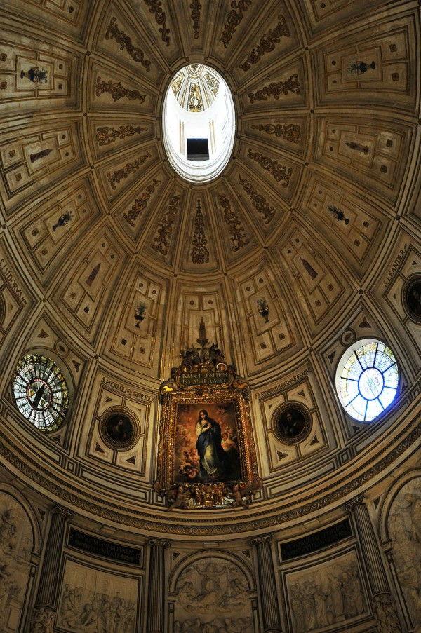 intérieur cathédrale de Séville