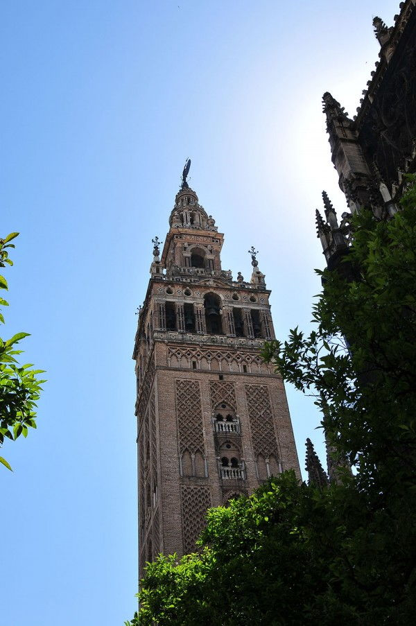 giralda séville, cathédrale