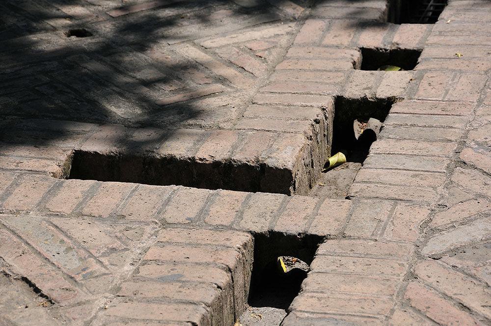 cour extérieure séville, cathédrale
