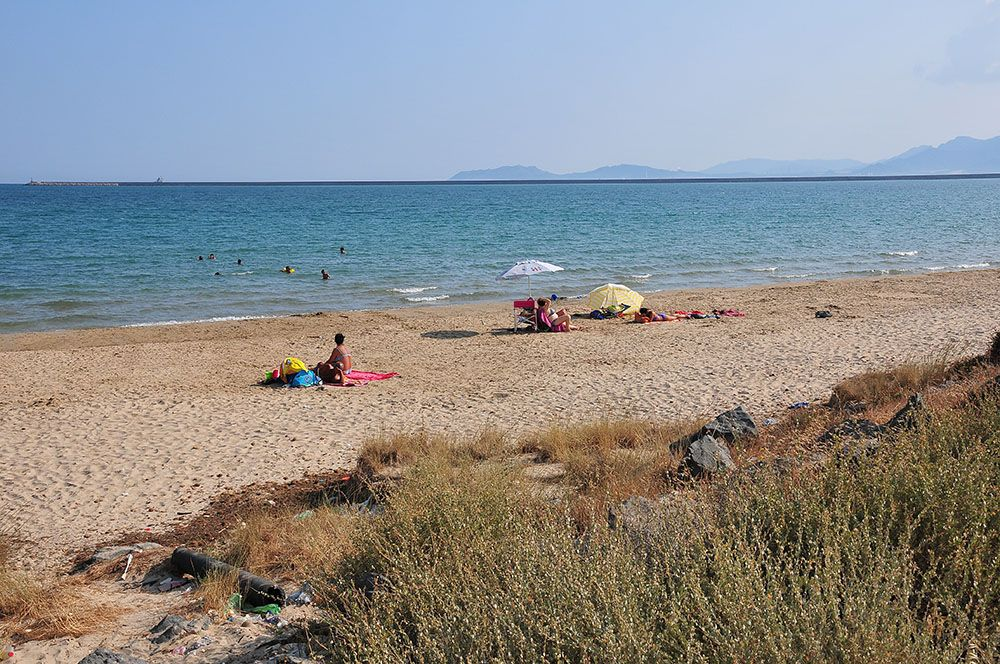 spiaggia ,plage sardaigne, cagliari