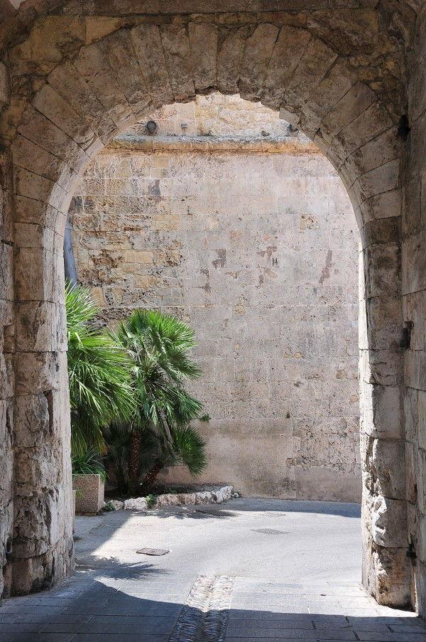 quartier du Castello, Cagliari, Sardaigne