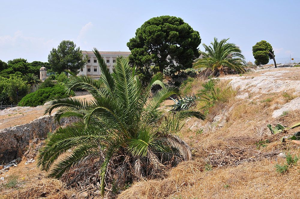amphithéâtre romain, Cagliari, Sardaigne