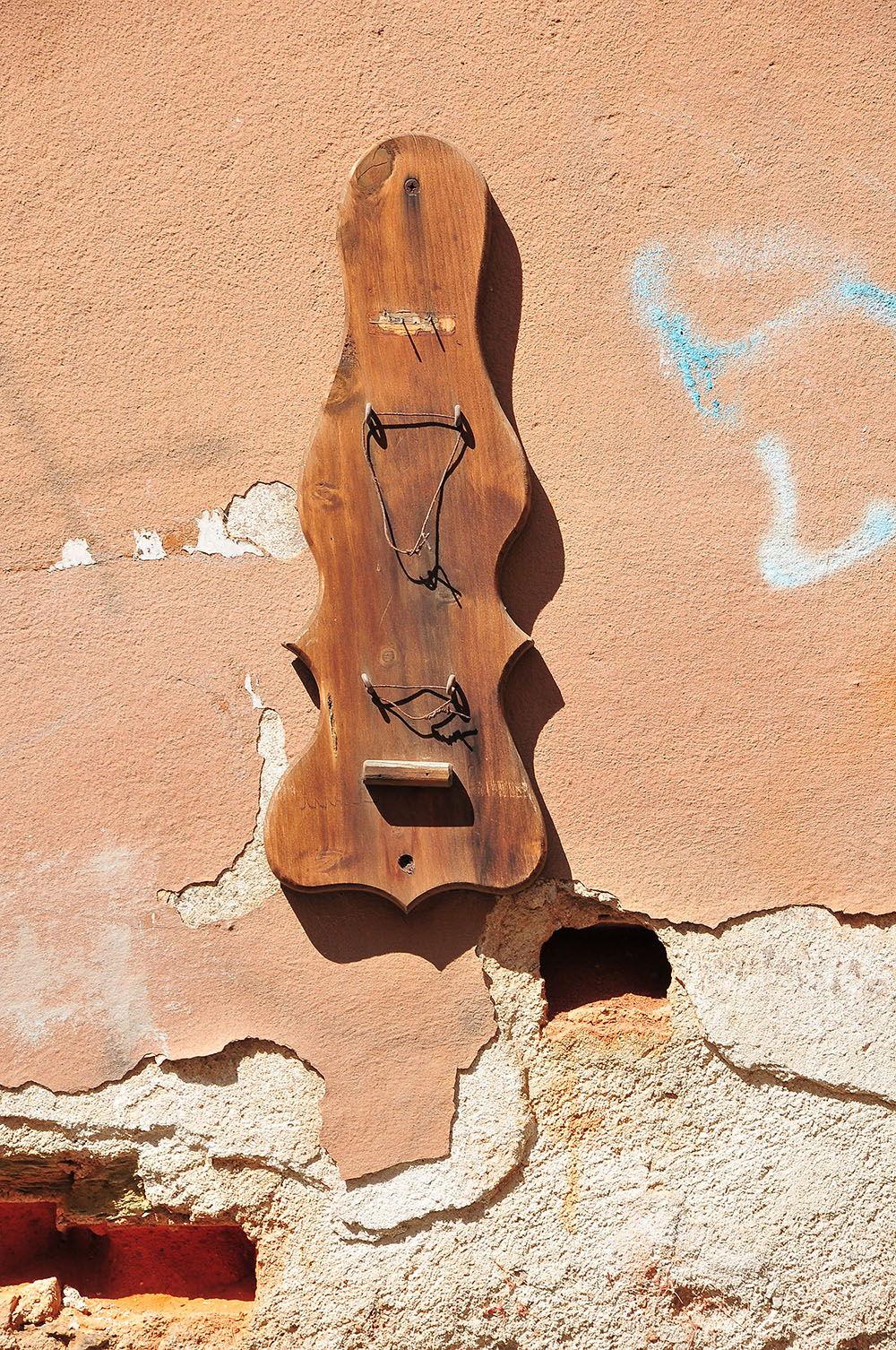 rues Iglesias, Sardaigne