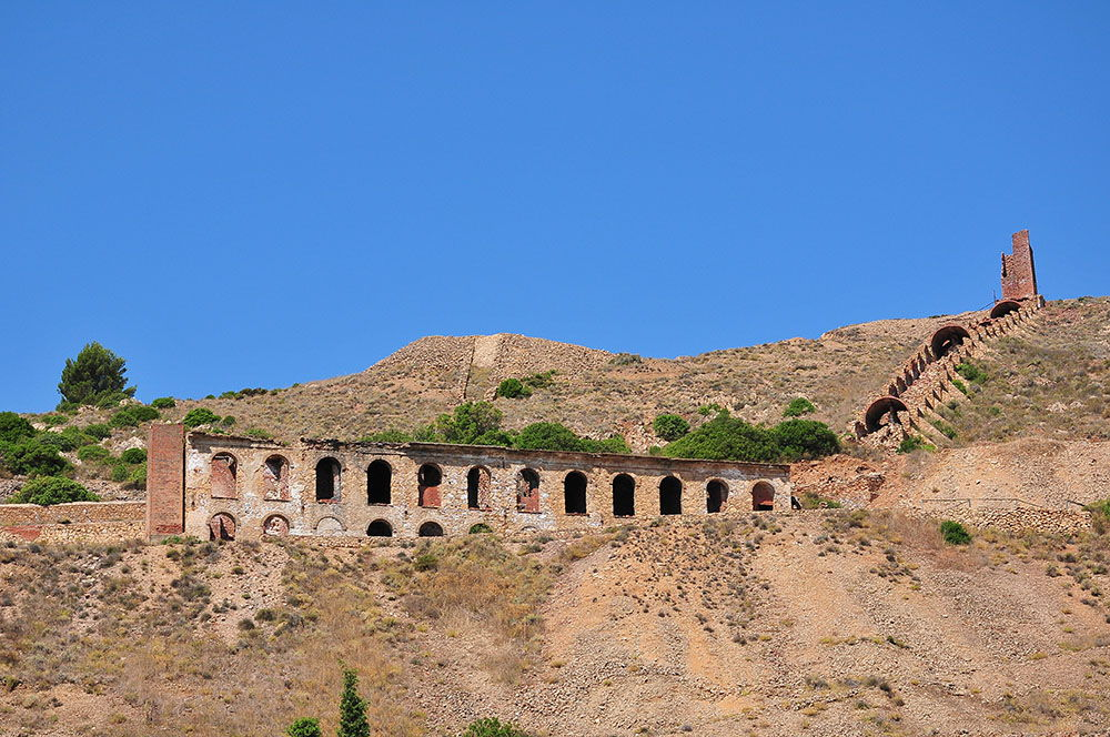 mine, Iglesias, Sardaigne