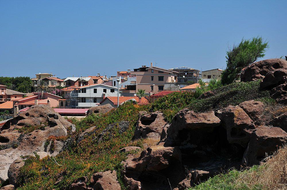 Portoscuso Sardaigne