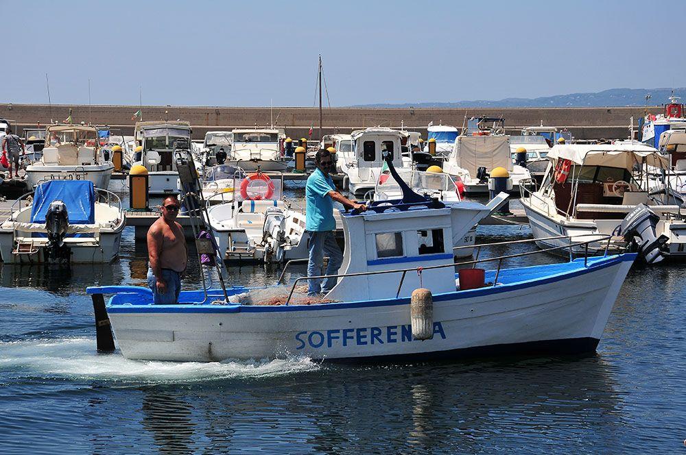 marina Portoscuso Sardaigne