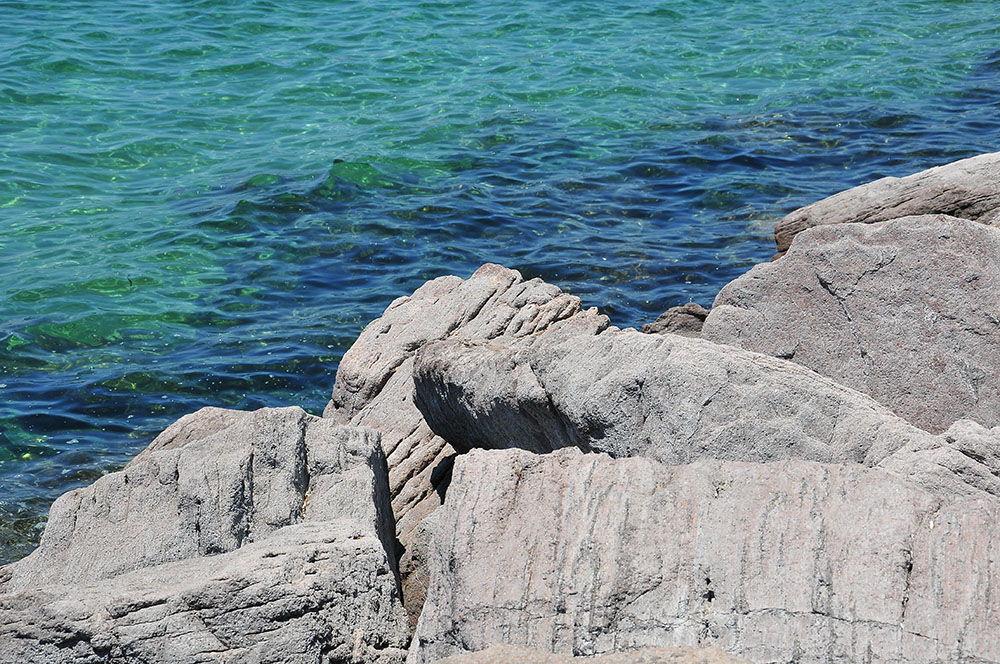 plage Portoscuso Sardaigne