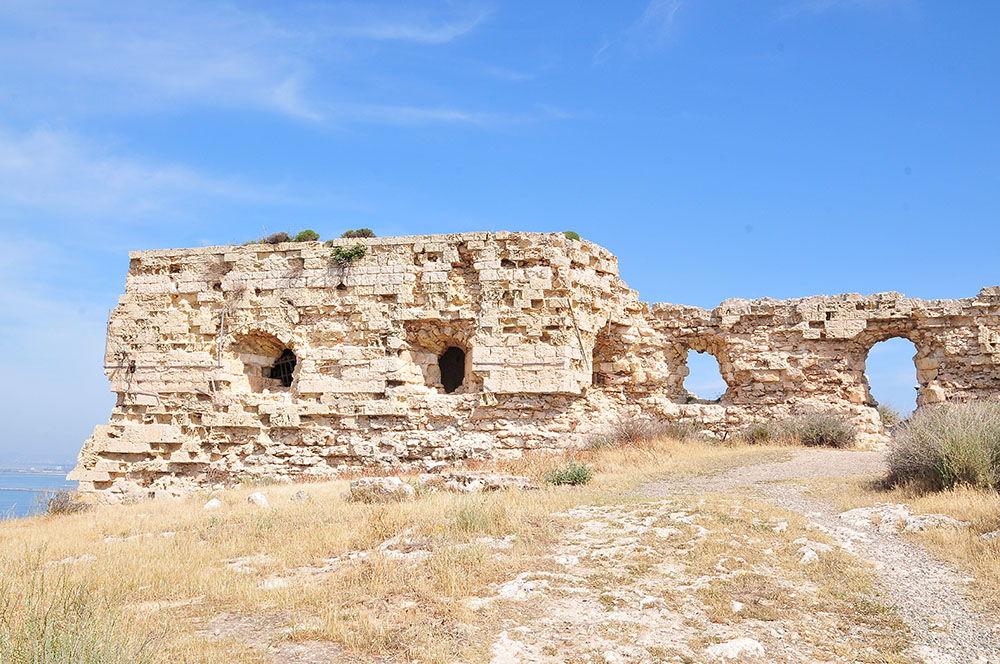 site archéologique cagliari