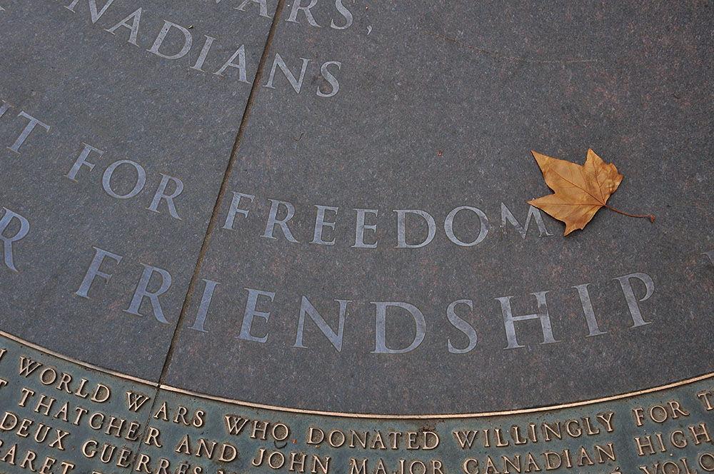 canadian war memorial, Londres