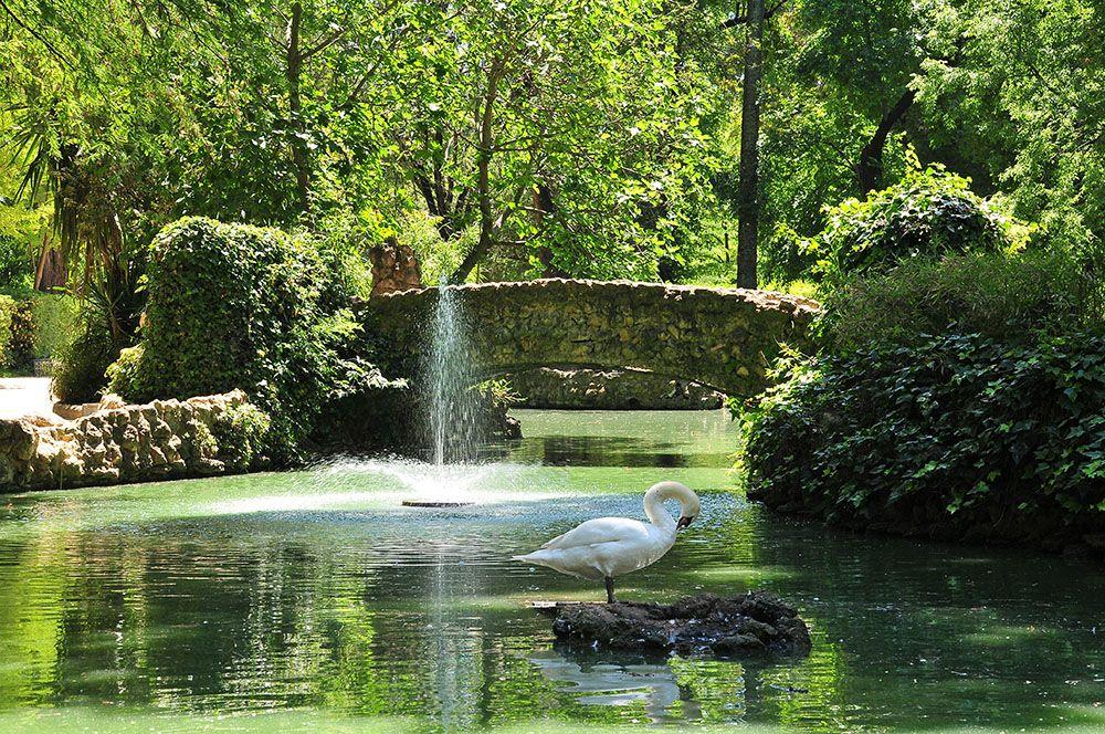 parcs et jardins séville
