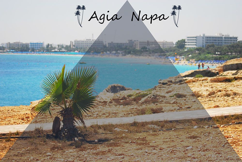 Direction Ayia Napa, Chypre