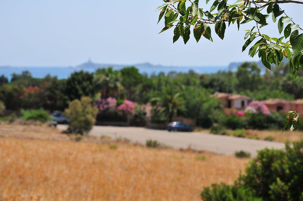 rues de Villasimius, Sardaigne