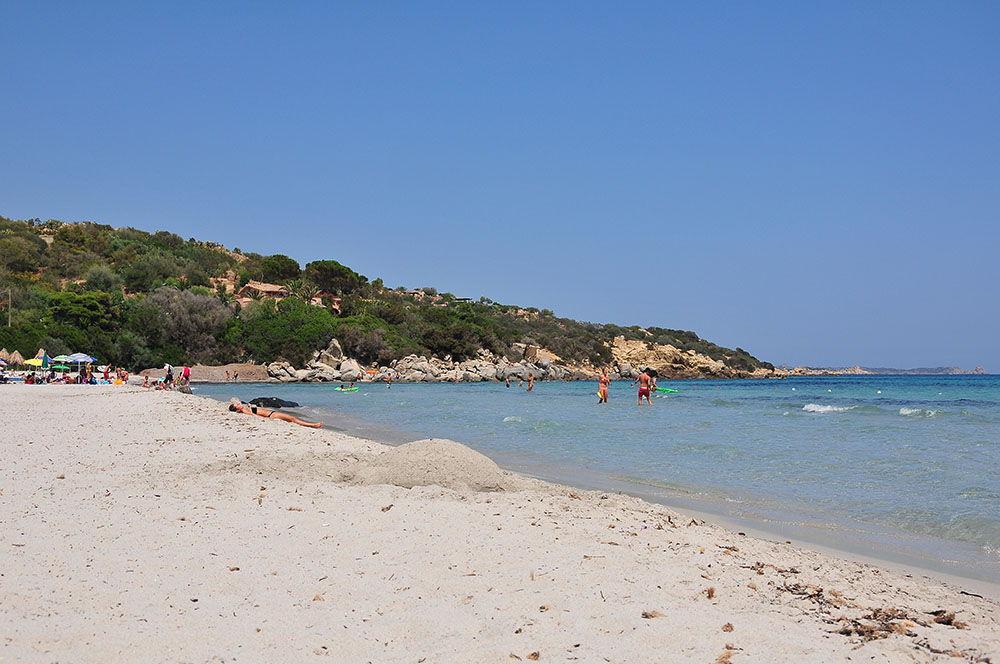 plage villasimius Campulongu