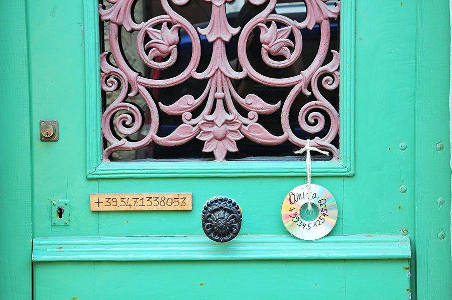 Bosa , rues, Sardaigne