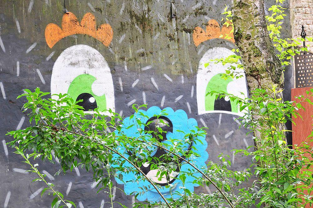 street art, Gand