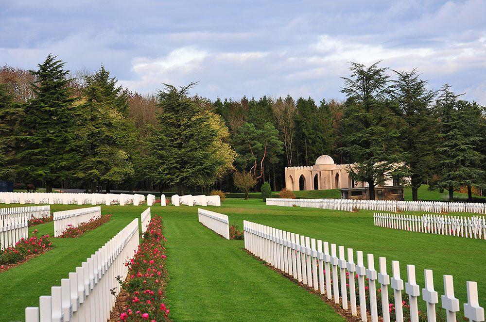 cimetière de Douaumont, verdun