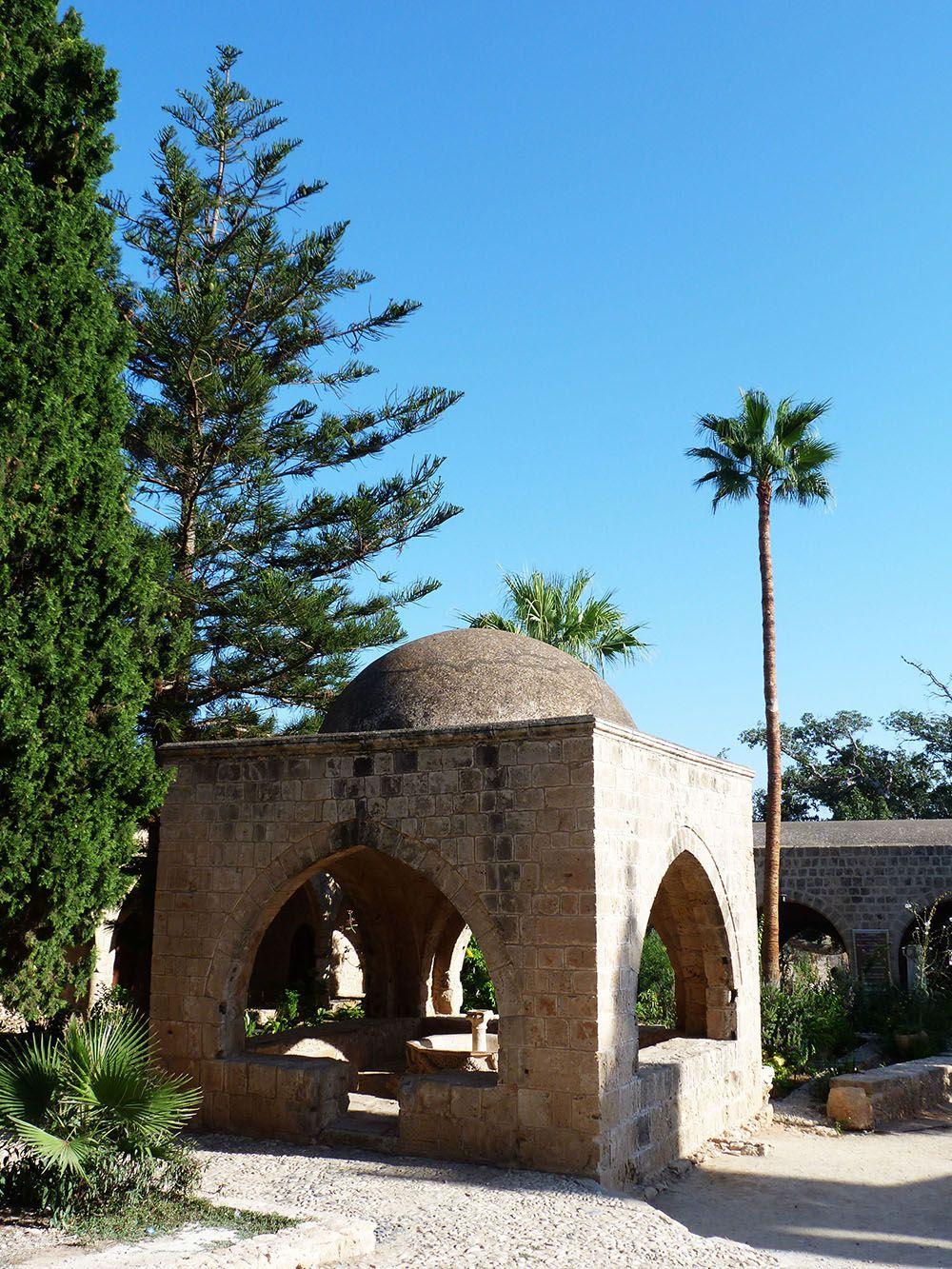 Chypre, ayia napa, monastère