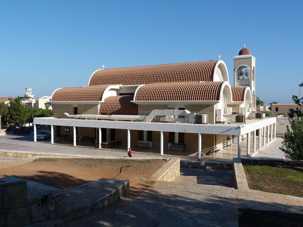 Chypre, ayia napa, église