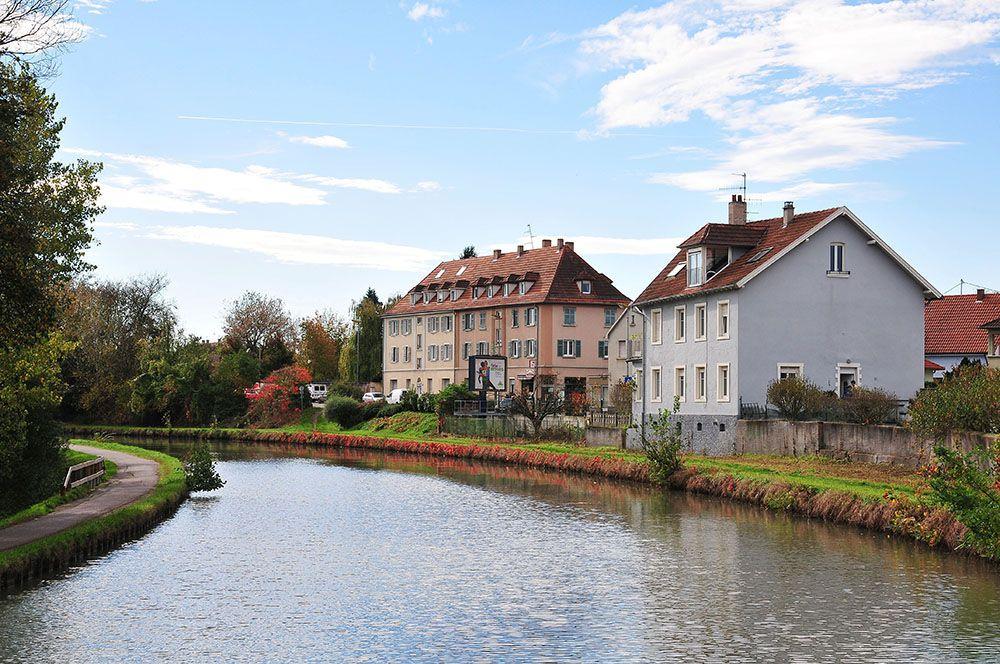 croisière fluviale en Alsace, le Boat (5)