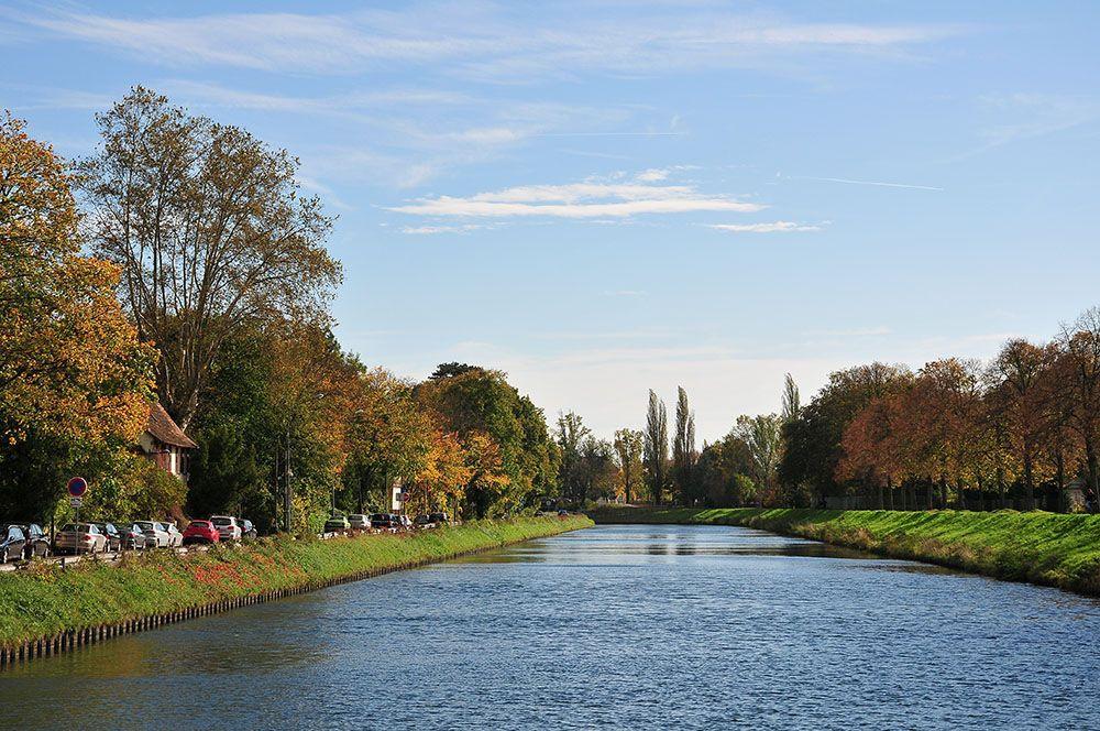 croisière fluviale en Alsace, le Boat (7)