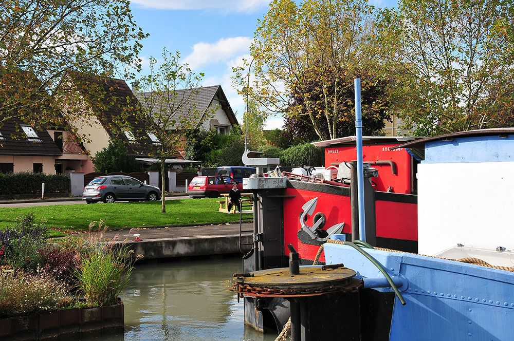 croisière fluviale en Alsace, le Boat (8)