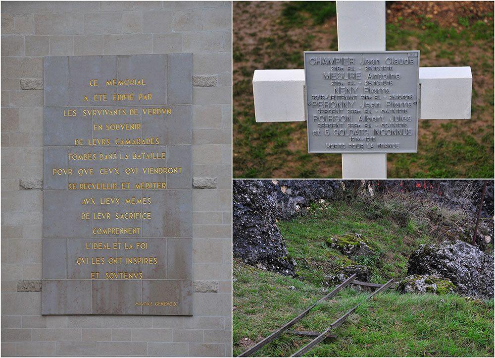 champ bataille Verdun
