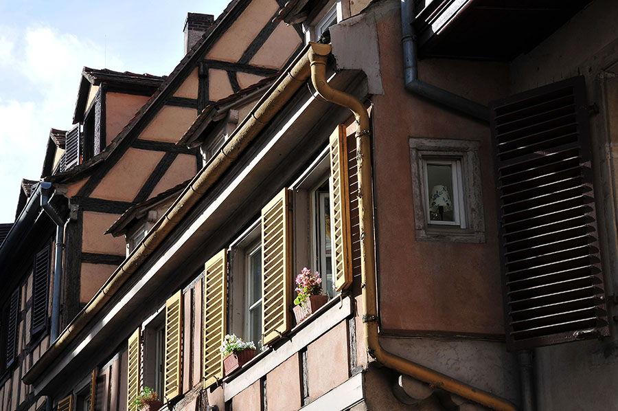 maisons à colombage, strasbourg
