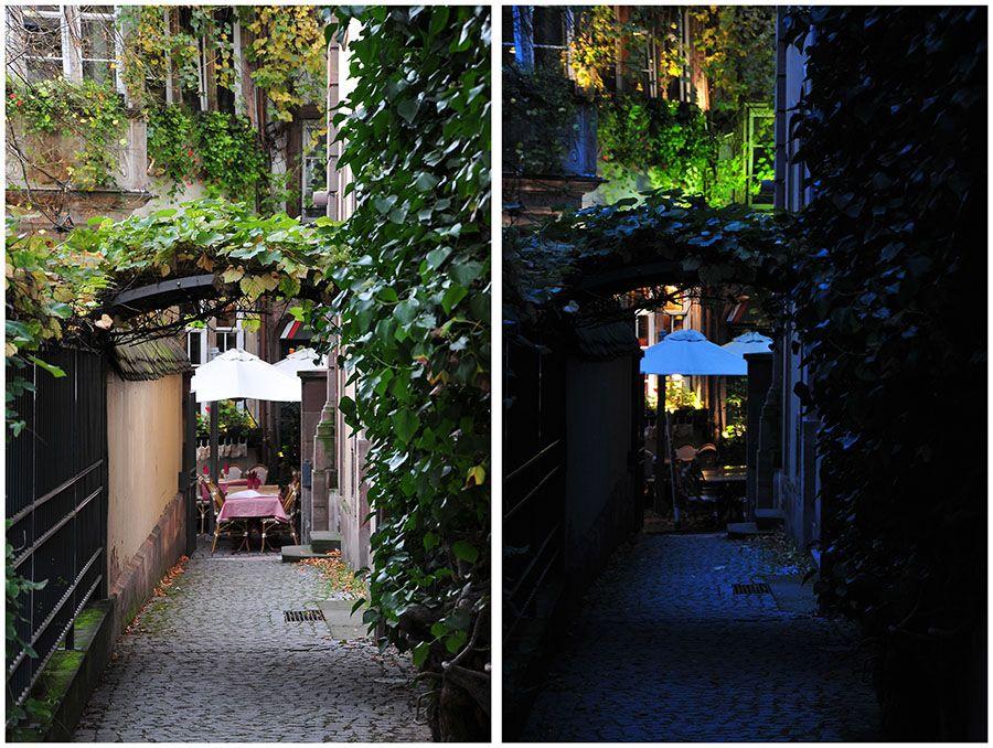 passage, Strasbourg