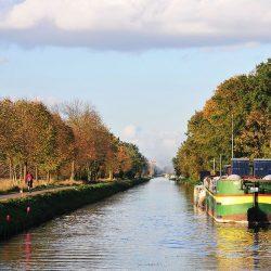 croisière fluviale, canal de la Marne au Rhin