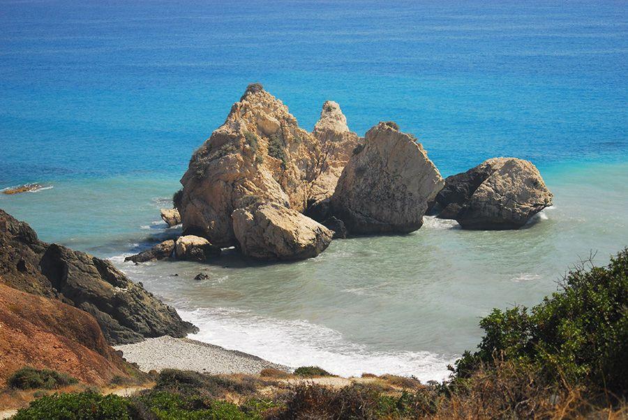 Petra Tou Romiou, Chypre