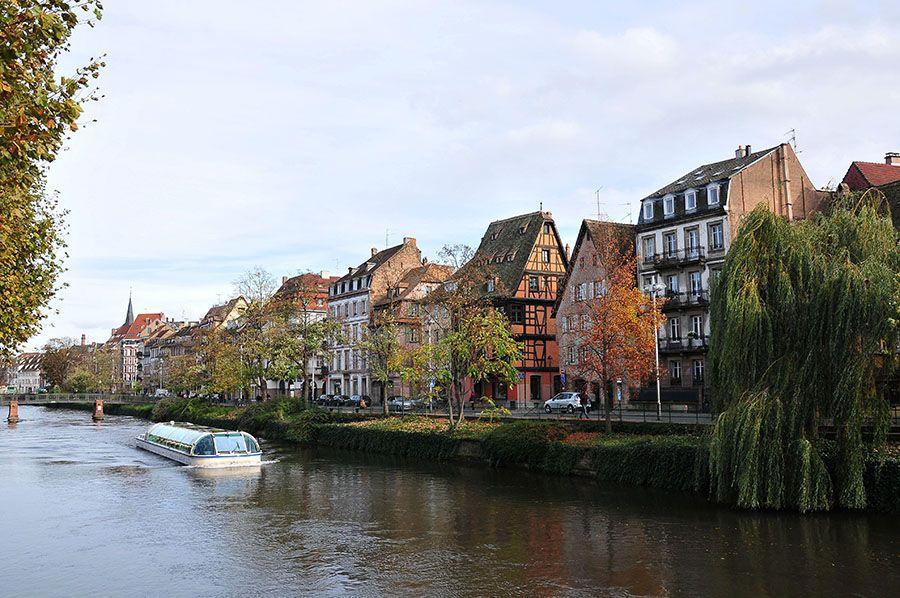 rives de l'ill, strasbourg
