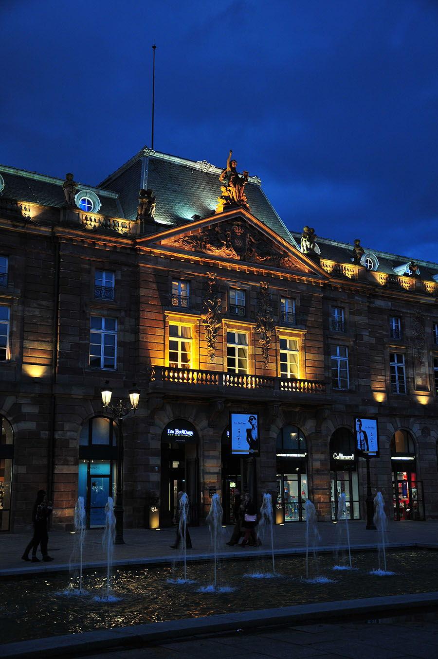 place Kléber , Strasbourg