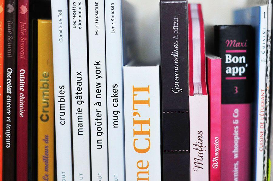 livres de recettes, avis
