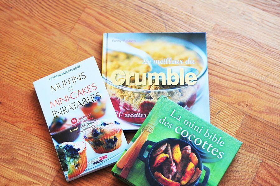 avis livres de recette