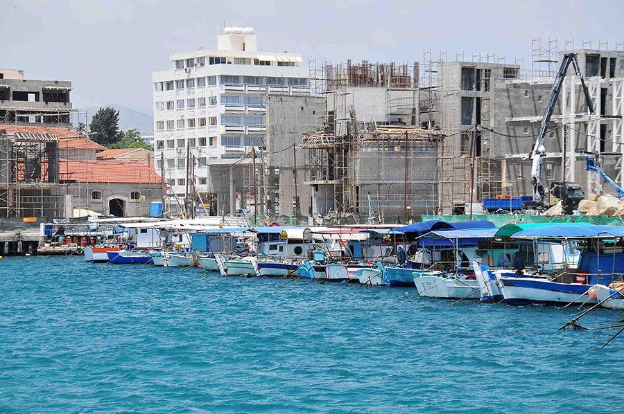 front de mer, Limassol