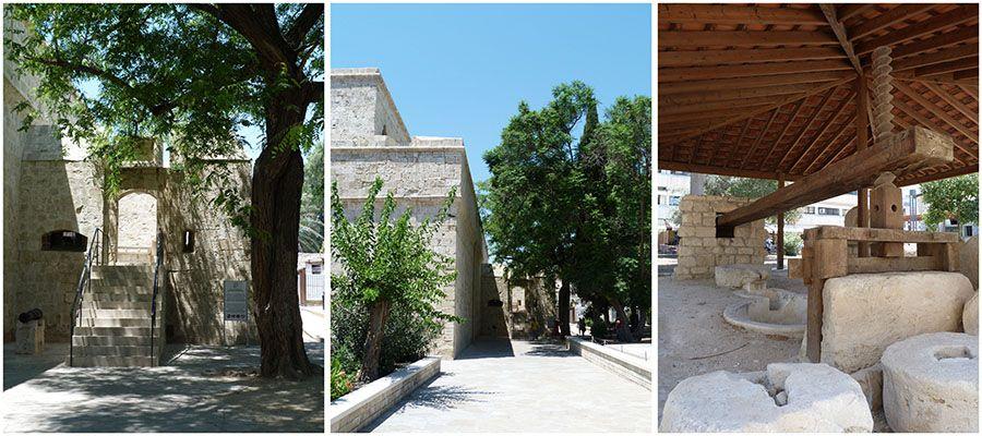Limassol, Chypre, château