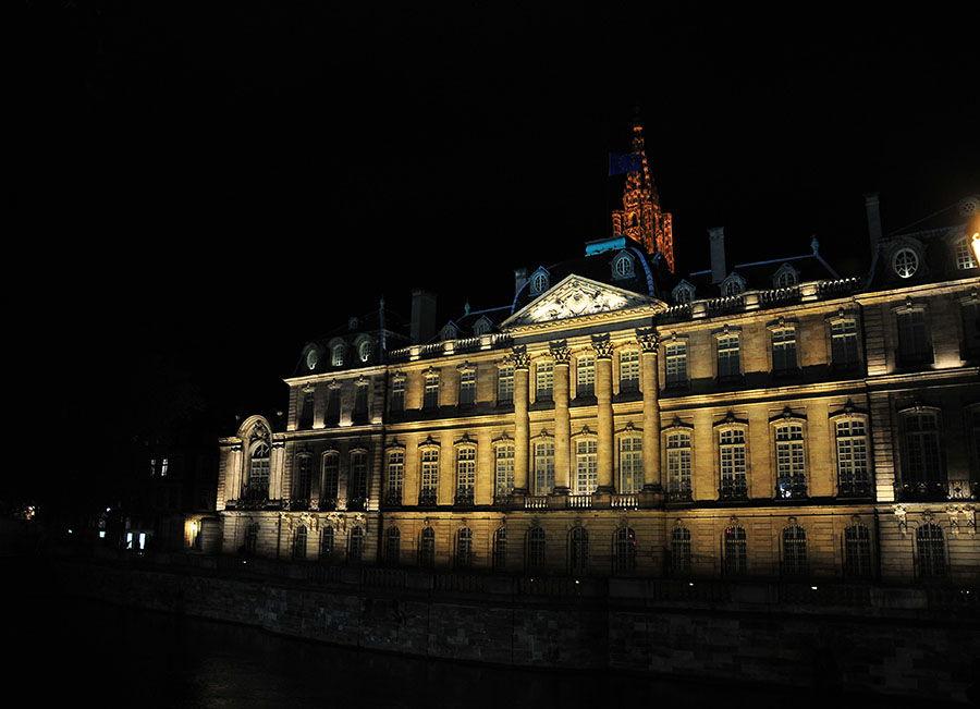 palais des rohan nuit