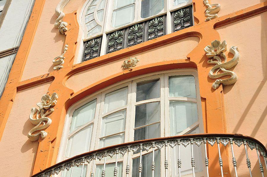 vegueta, maisons, las palmas, canaries