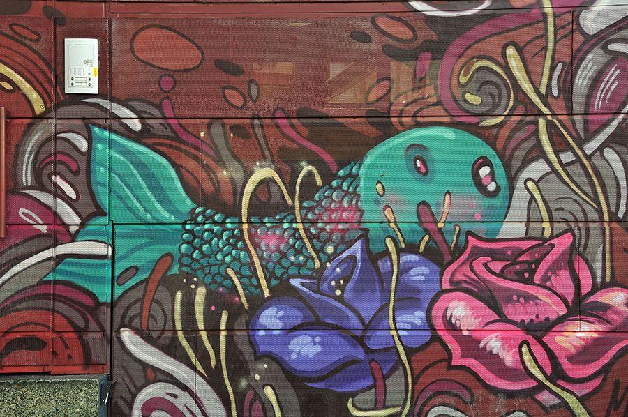 street art, Canaries, Tenerife