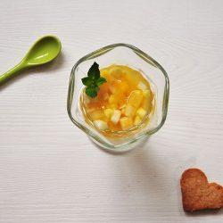 Minestrone de fruits (et ses petits sablés)
